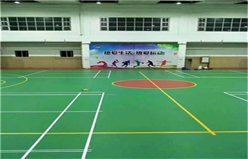 东营丙烯酸篮球场球场翻新球场厂家