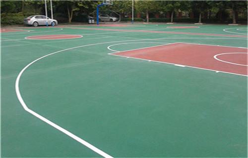 西宁橡胶跑道球场材料丙烯酸材料