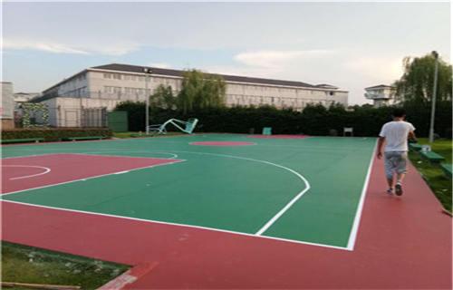 衡水丙烯酸篮球场丙烯酸材料丙烯酸网球场