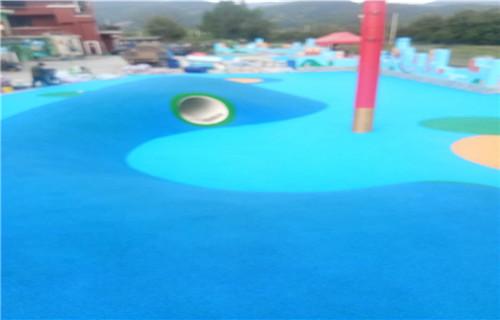 黔西南橡胶地坪塑胶地面塑胶篮球场