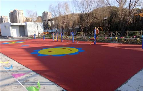 西宁幼儿园地板塑胶地板塑胶篮球场