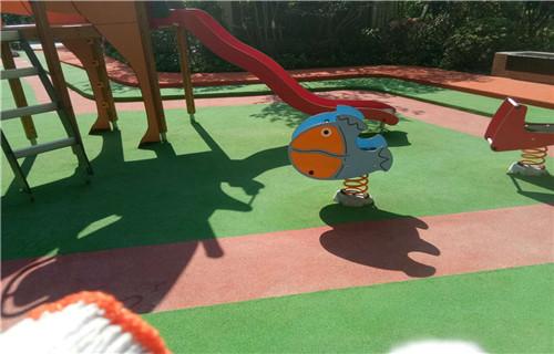 临沂幼儿园塑胶跑道塑胶地板塑胶操场