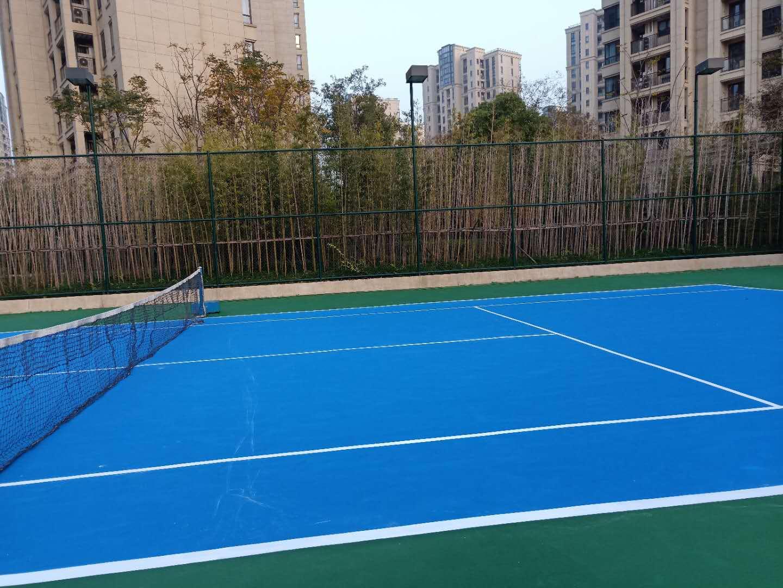 黑龙江pu球场篮球场翻新篮球场地面