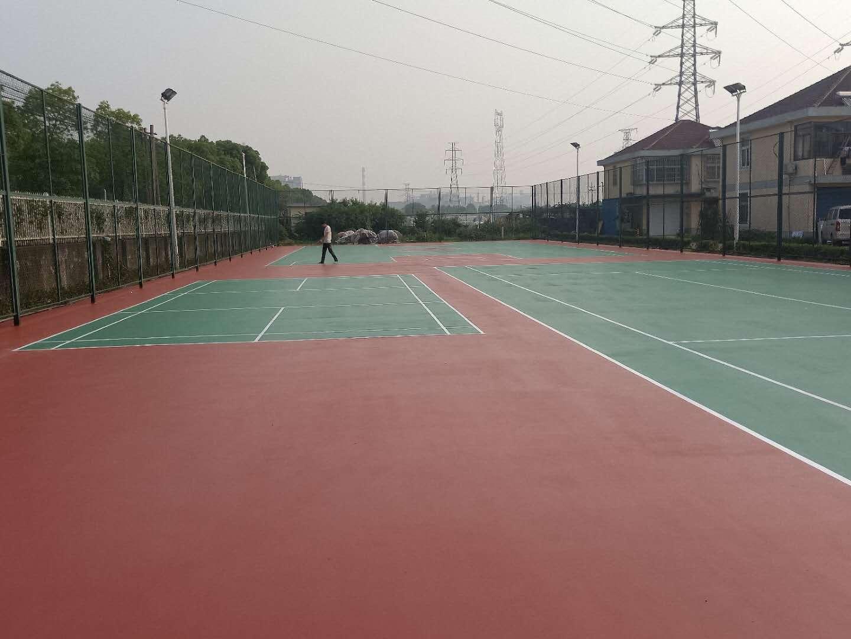 锦州球场材料篮球场翻新篮球场施工