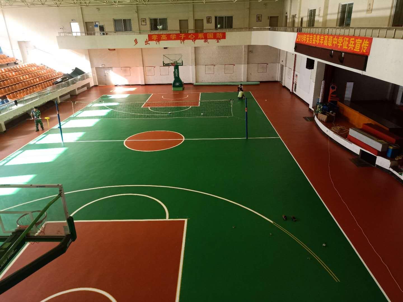 南充水性pu球场材料pu球场厂家幼儿园塑胶地面