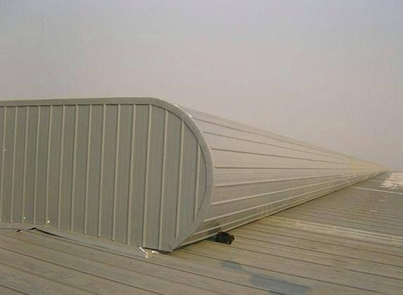 阿坝通风气楼屋顶轴流风机电动采光排烟天窗