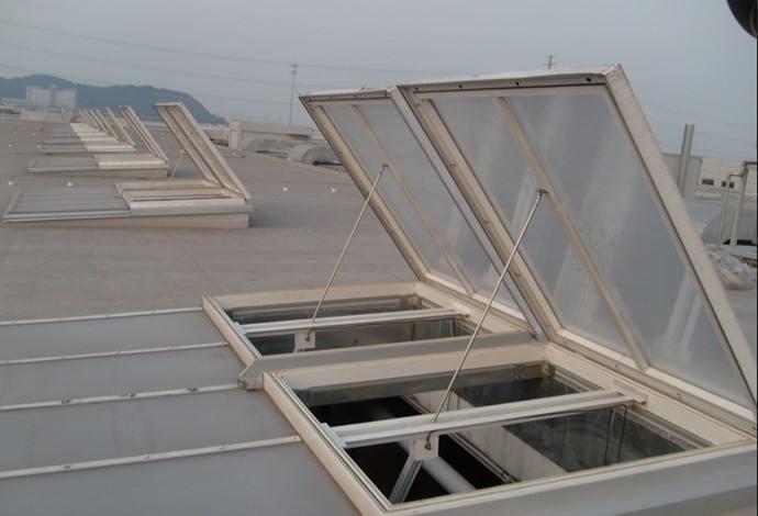 西藏省日喀则市通风气楼安装服务