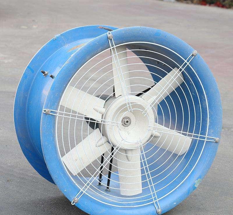 山西省吕梁市屋顶轴流风机安装服务