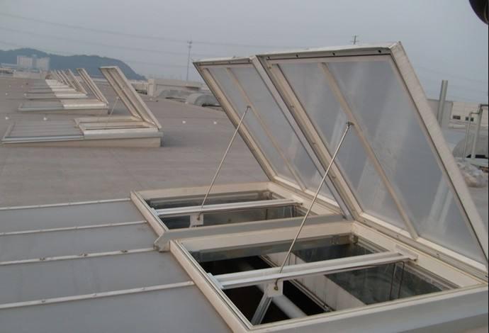 江西省抚州市电动采光排烟天窗安装服务