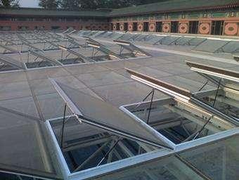 河北省沧州市电动采光排烟天窗安装服务