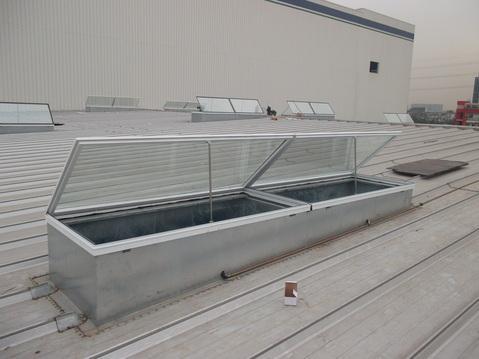 山西省吕梁市电动采光排烟天窗安装服务
