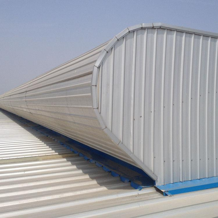 河北省沧州市自然通风器安装服务