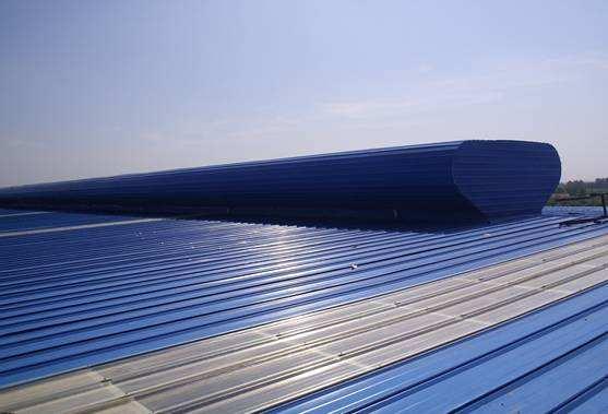 西宁自然通风器薄形通风器屋顶轴流风机
