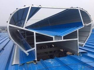 湖南省怀化市自然通风器安装服务