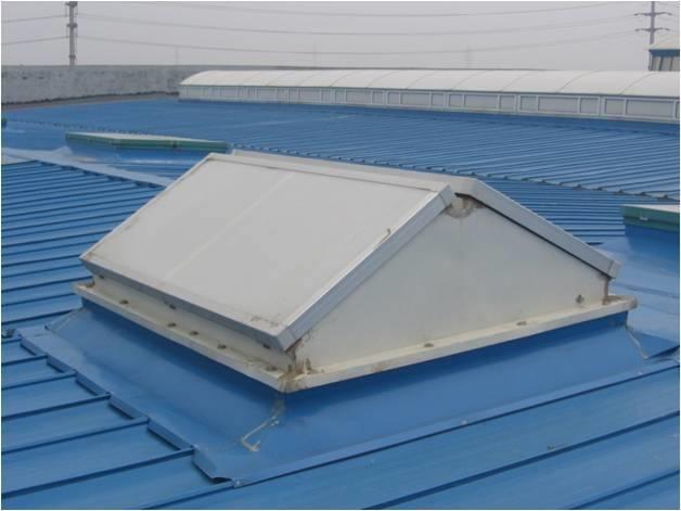 黔西南薄形通风器自然通风器电动采光排烟天窗