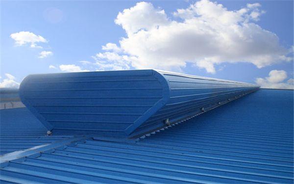 海南薄形通风器自然通风器电动采光排烟天窗