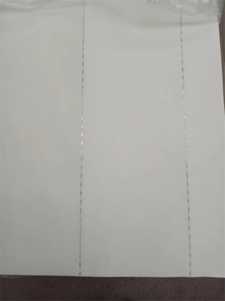 山东东营安全线纸防伪纸定做/水印防伪纸直接厂