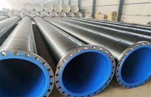 济南衬塑复合管制造厂家
