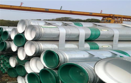 安康牛头钢塑复合管多少钱一吨