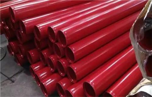 山东衬塑钢管材料