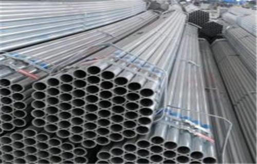 安康大棚用镀锌钢管每米价格