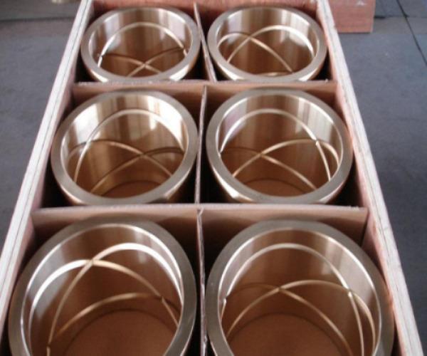 广饶铜套标准件出产公司