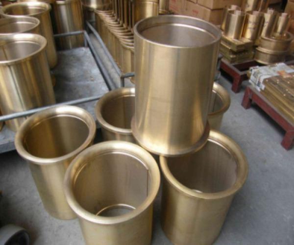 钦州铜轴瓦定做厂家
