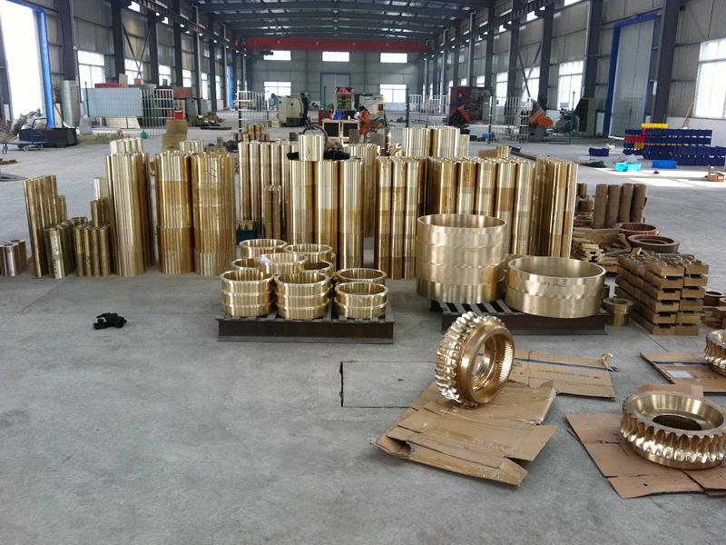 长沙市铸造铜蜗轮咨询报价