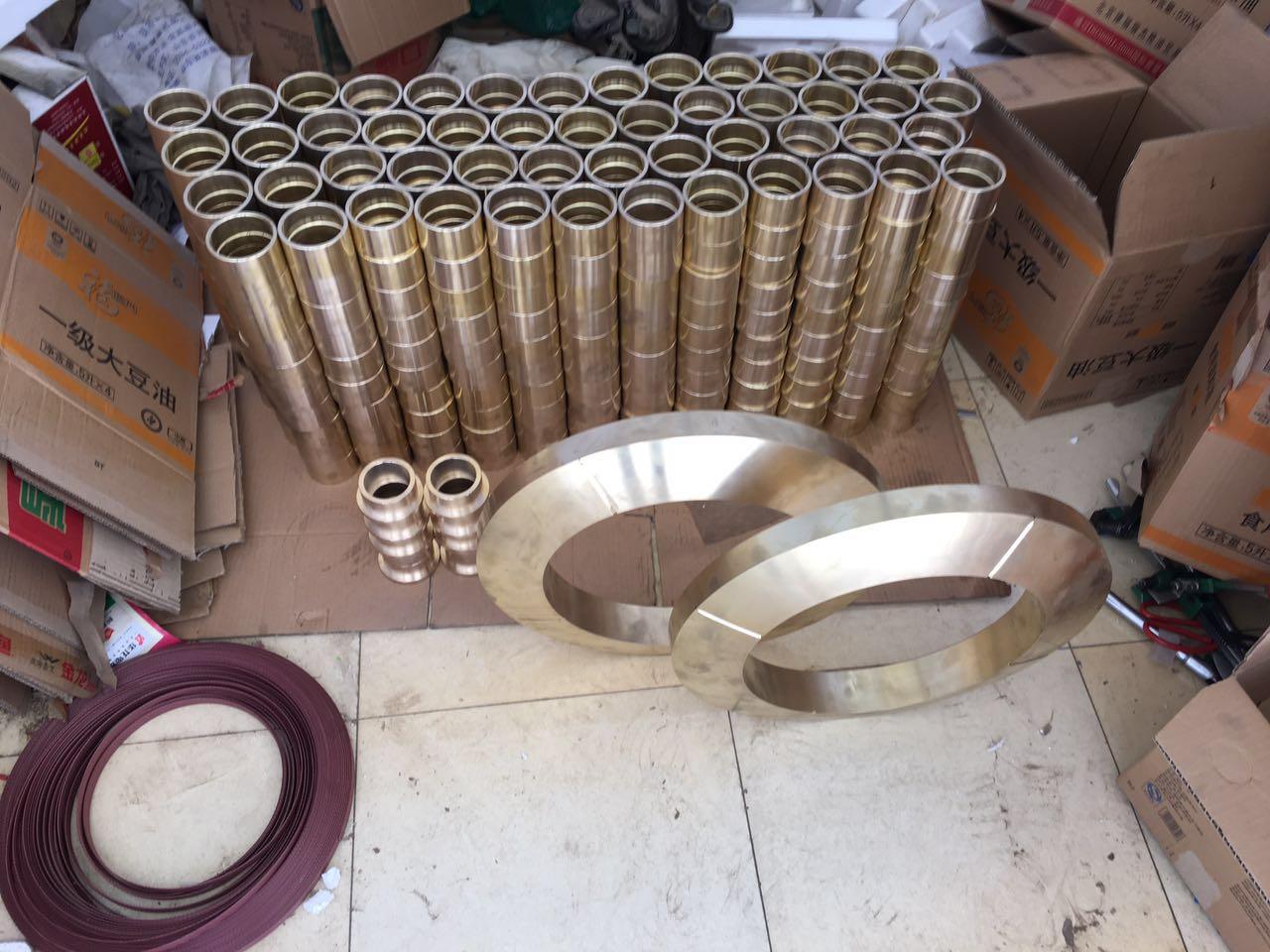 本溪市资讯:大型铜套定做