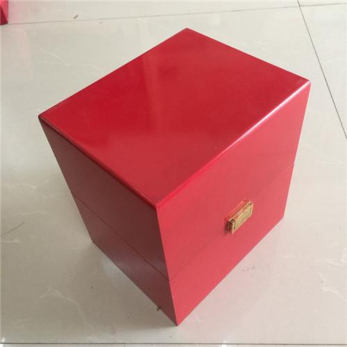 红酒实木包装盒订制厂家―北京木盒包装厂
