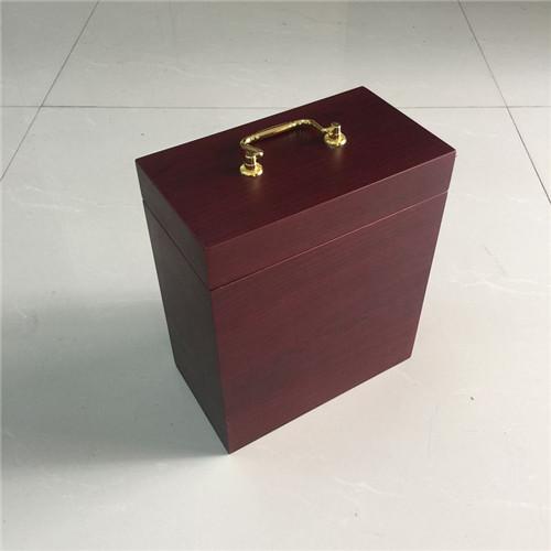 北京木盒包装酒类实木包装盒厂