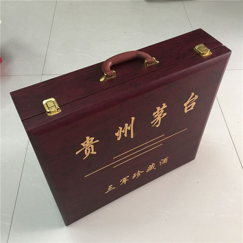 北京市礼品木包装盒加工 茶叶实木盒直接工厂