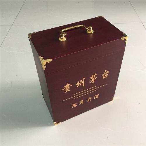 北京木盒生产厂家 礼品木包装盒定做加工
