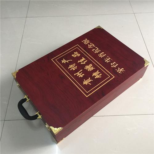 北京延庆红酒礼品包装盒制作