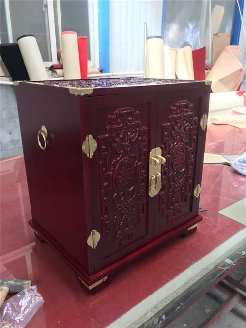 北京房山香樟木木包装盒定做|直接工厂