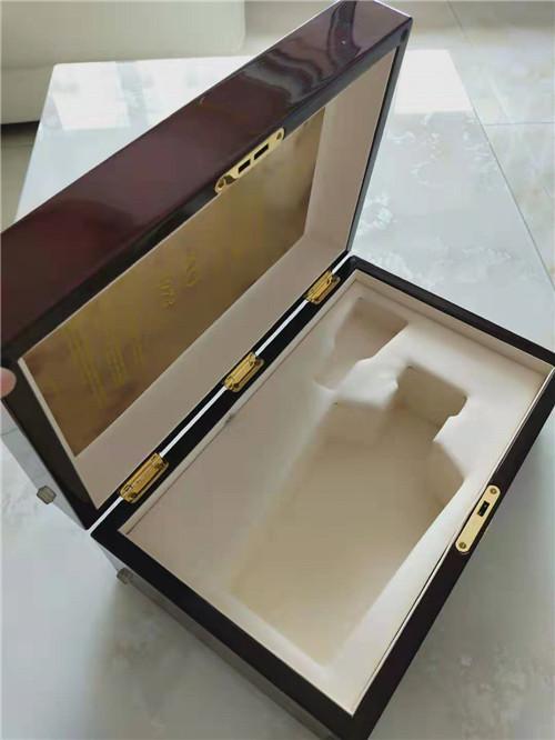 红酒包装盒生产厂―北京实木盒
