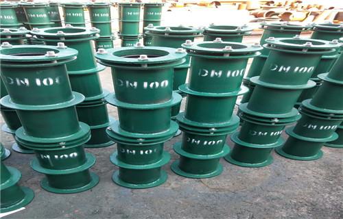 佛山市国标柔性防水套管现货