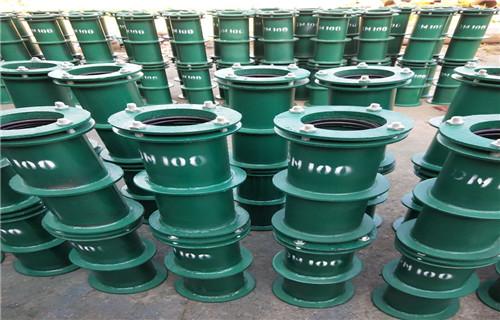 湖南大口径防水套管专业物流链发货
