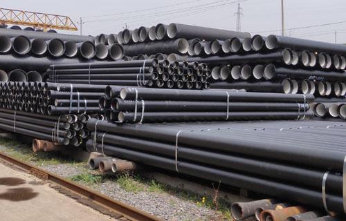 北京承插口球墨铸铁管给水球墨铸铁管件