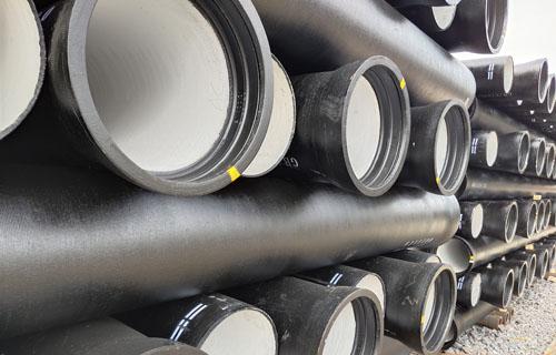 长沙DN600球墨铸铁管市政工程专用球墨铸铁井盖