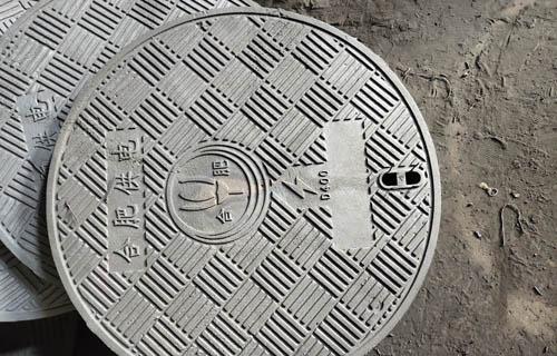 新余水沟专用球墨铸铁井盖材质