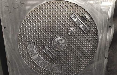 吕梁市政工程专用球墨铸铁井盖非标