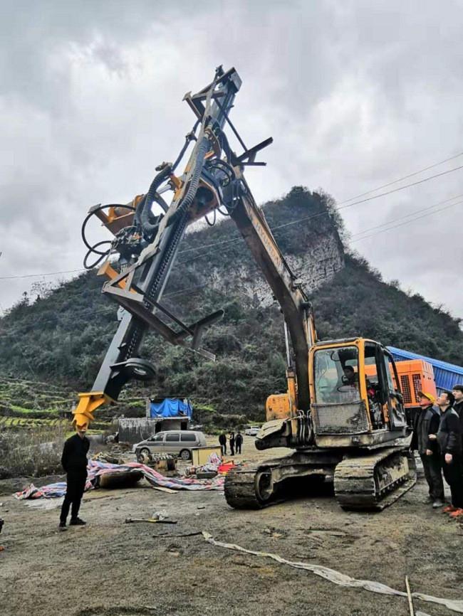 栾川:破石头的机器多少钱风镐产量低