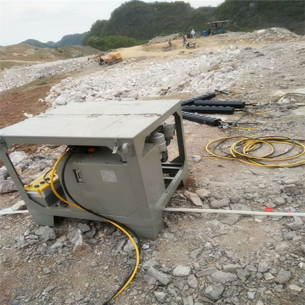 马鞍山:矿山开采设备有哪些矿山采石