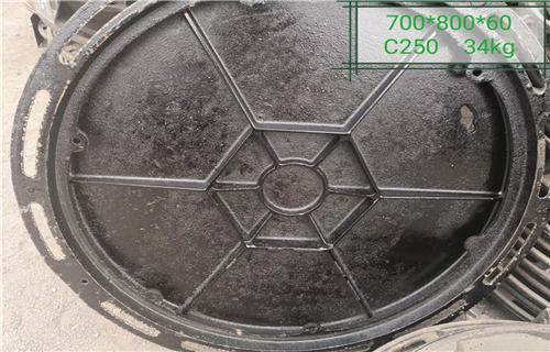 湖南铸铁雨水篦子450*750铸铁篦子厂家直销