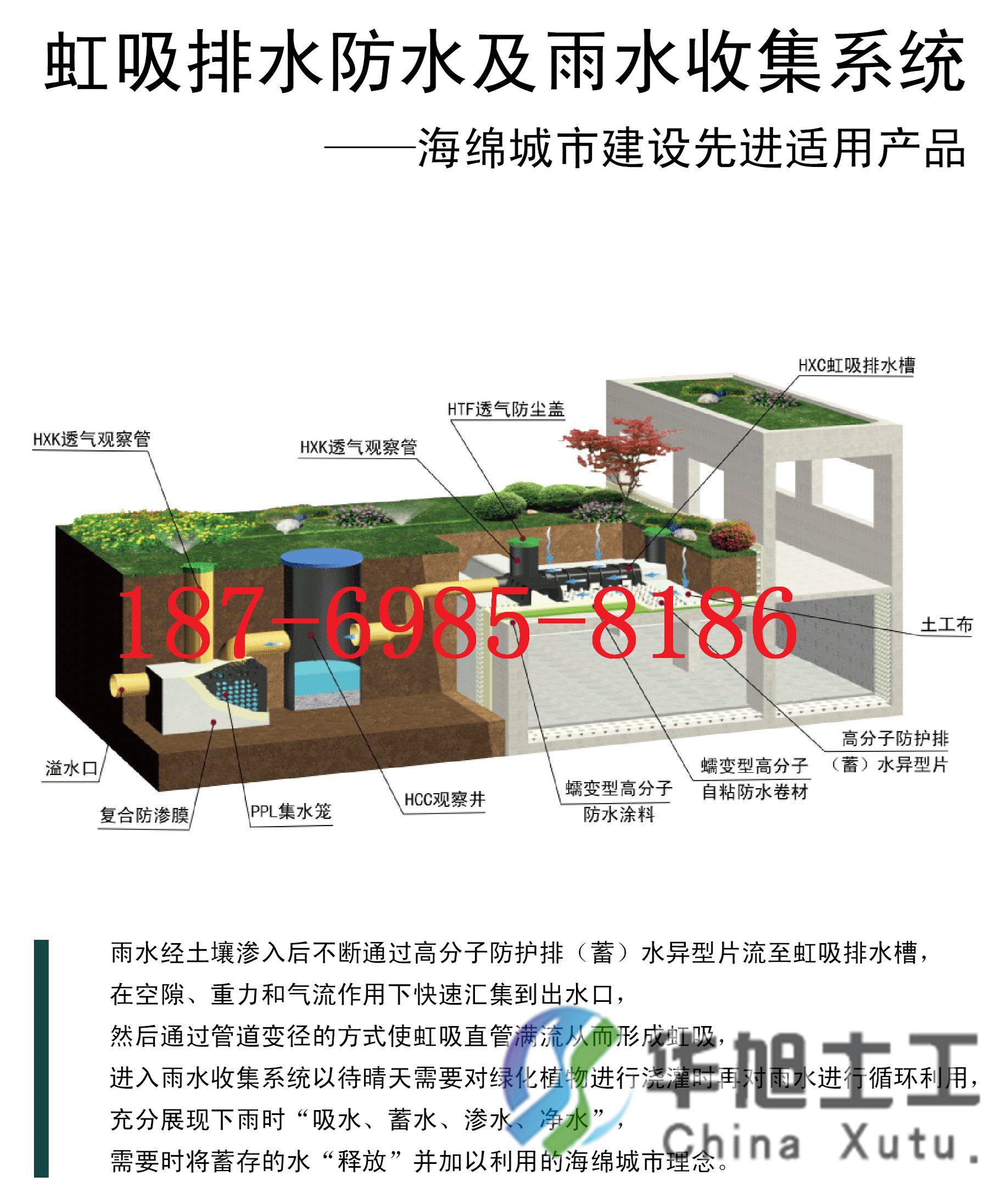 宜春市H50mm排水板含税含运费