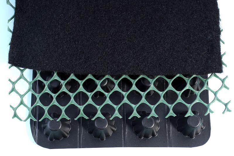 新闻:江西H30mm排水板怎么用