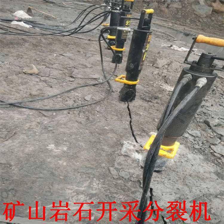 湖南小型采石场石层开采分裂棒哪家好