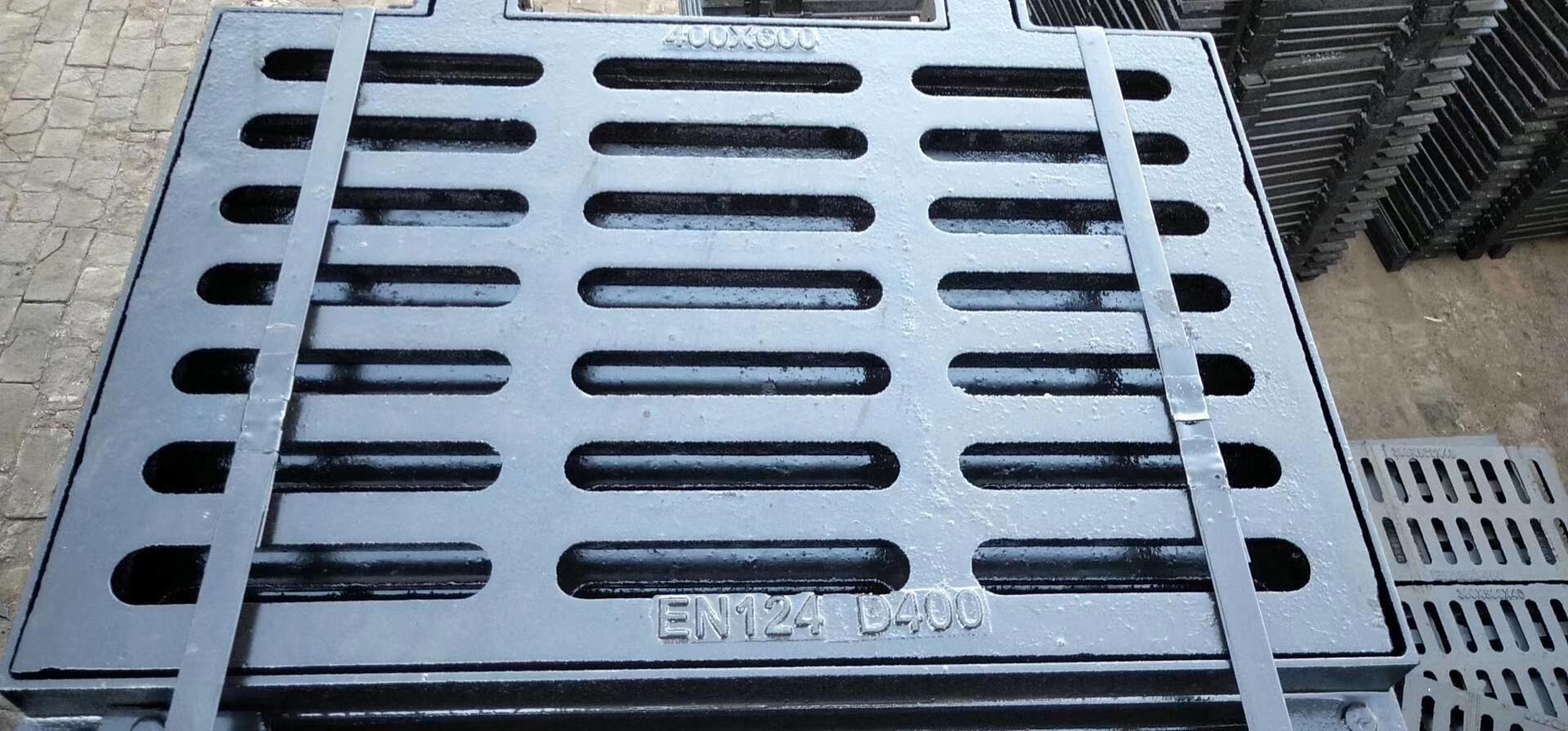 湖南环保球墨铸铁盖板井盖价格低