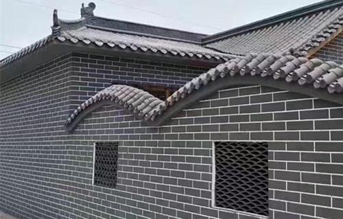 湖南古建面砖自产自销
